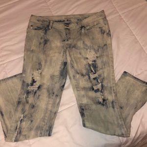 Michael Kors Acid Wash Jeans size 2